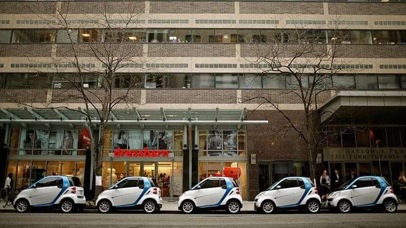 Zipcar vs Car2go