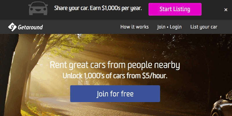 Getaround: Your Complete Guide to the Car-Sharing Service