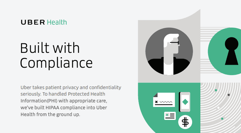 Uber Health: Built With Compliance