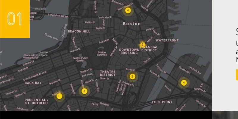 Maven map of Boston
